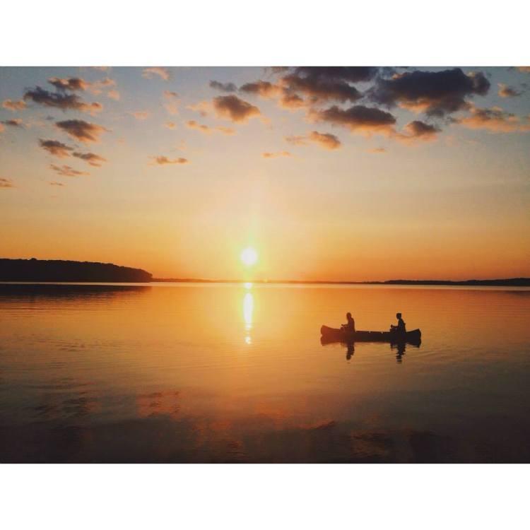 leslie john canoe
