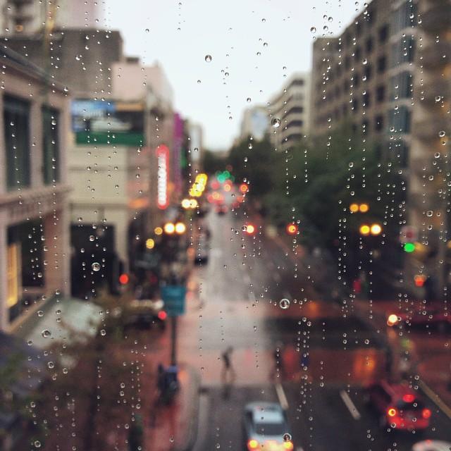rain pioneer skywalk